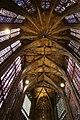 1414 - 2014. 600 Jahre Chorhalle des Aachener Doms. Chorgewölbe.jpg