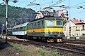 141 007-5, Чехия, Устецкий край, станция Усти-над-Лабем главный вокзал (Trainpix 153235).jpg