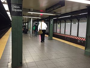 14th Street-Union Square - Broadway Line Platform.jpg