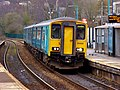 150231 and 143 number 616 Cardiff Central to Aberdare 2A34 (39429157680).jpg
