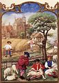 15th-century unknown painters - Grimani Breviary - The Month of July - WGA15781.jpg
