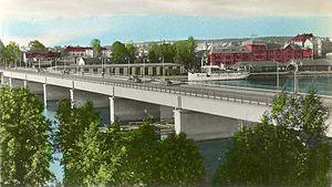Tegsbron - Image: 16001000466824 Umeå Riksantikvarieämbete t