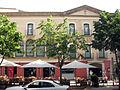 164 Museu del Joguet (Gran Hotel París), façana de la Rambla.jpg