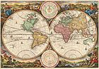 1730 Stoopendaal Map of the World in two Hemispheres - Geographicus - WereltCaert-stoopendaal-1730.jpg