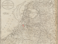 1800 Rotterdam detail of map United Provinces of Holland by Carey BPL 12323.png