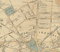 1854 AsaGray CambridgeMA map byWalling BPL 12775.png