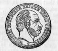 1868 German 20 marks obverse.png