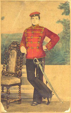 """Unterleutnant - Prussian """"Unterleutnant"""" (1870)"""