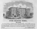 1885 4Seasons Hotel Munich ad Harpers Handbook for Travellers in Europe.png