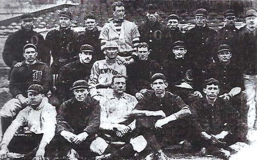 1901 Baltimore Orioles