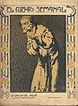 1911-04-21, El Cuento Semanal, La canción del juglar, Luis Antón del Olmet, Agustín.jpg