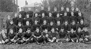 1915 Vanderbilt Commodores football team