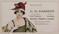 1920s-vintage advertising flier for the Bassett's Ice Cream stand in the Reading Terminal Market, Philadelphia, Pennsylvania LCCN2011633387.tif