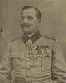 1921 - Generalul Toma Liscu - Comandantul trupelor de Graniceri - sursa revista Granicerul no 18-19 din 1921.PNG
