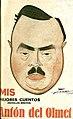 1922, Mis mejores cuentos (novelas breves), de Luis Antón del Olmet, Tovar.jpg