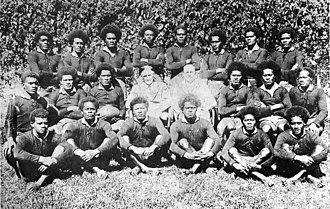 Fiji national rugby union team - Fiji team in 1924