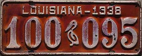1938 Louisiana license plate.jpg