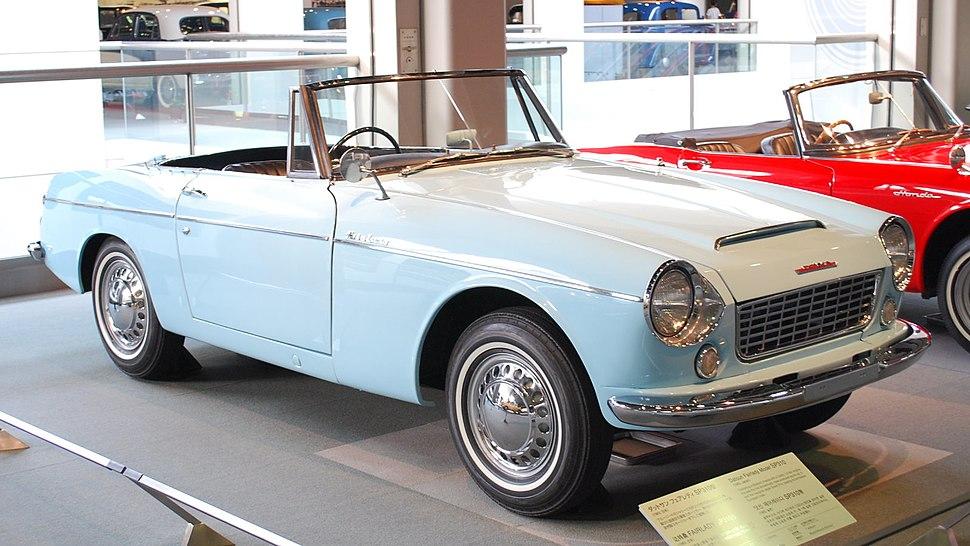 1962 Datsun Fairlady 01