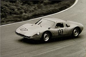 1964 World Sportscar Championship - Porsche won the Prototype Trophy with the 904