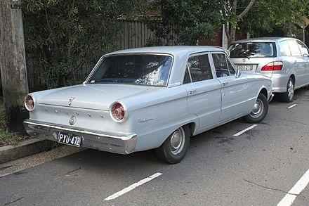 Ford Falcon (Australia) - Wikiwand
