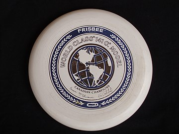 1978 World Class Frisbee signatures Brian McElwian and Ken Westerfield 1978 World Class Frisbee Brian McElwian Ken Westerfield.JPG