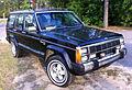 1989 Jeep XJ Wagoneer Limited NC fr.jpg