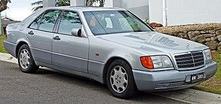 Mercedes-Benz W140 Motor vehicle