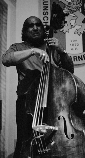 Walter Booker - Walter Booker performing with the Nat Adderley Quintet, 1993