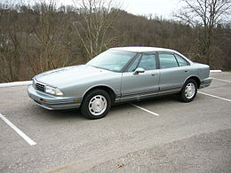 Un'Oldsmobile Eighty-Eight del 1994