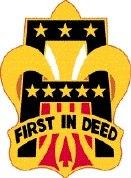 1st Army Distinctive Unit Insignia