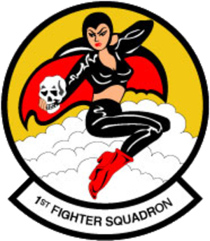 1st Fighter Squadron - Image: 1st Fighter Squadron