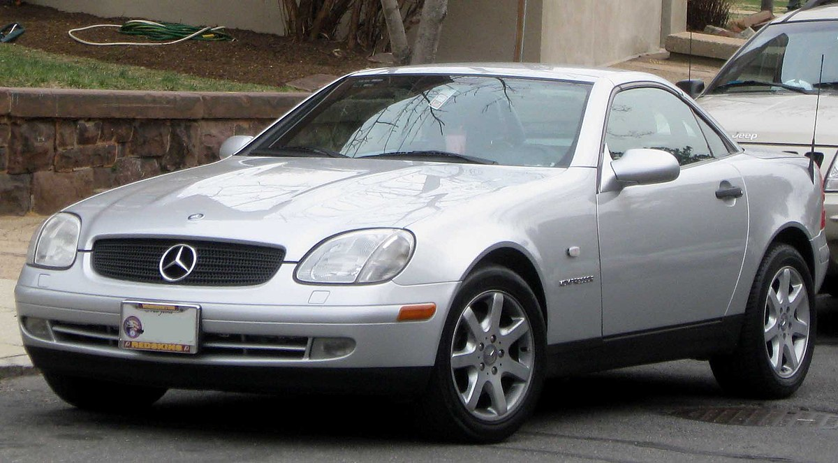 Mercedes Benz R170 Wikipedia