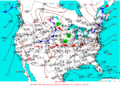 2003-07-06 Surface Weather Map NOAA.png