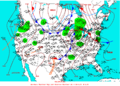 2004-04-21 Surface Weather Map NOAA.png