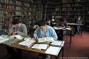 Heidelberg University Faculty of Law - Heidelberg Law Library (2004)