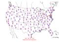 2006-05-08 Max-min Temperature Map NOAA.png