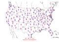 2006-05-26 Max-min Temperature Map NOAA.png