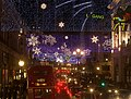 2006 Christmas Lights in Regent St - geograph.org.uk - 296449.jpg