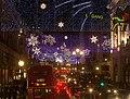 2006 Christmas Lights in Regent St - geograph.org.uk - 296449.jpg