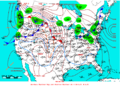 2007-01-10 Surface Weather Map NOAA.png