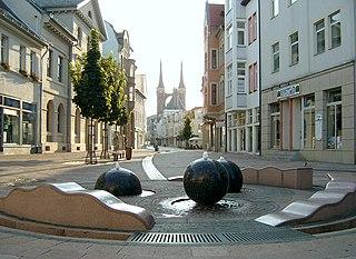Köthen (Anhalt) Place in Saxony-Anhalt, Germany