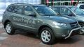 2008 Hyundai Santa Fe (CM) Elite CRDi 01.jpg