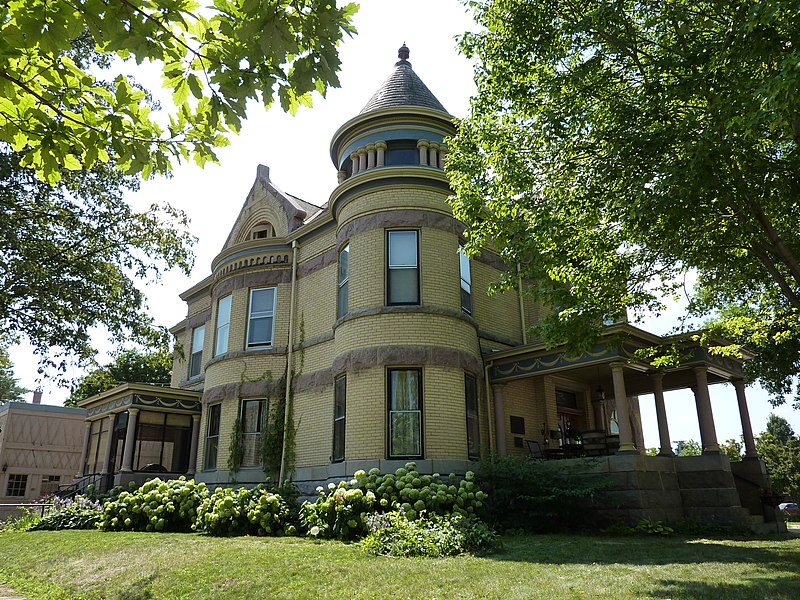 Lorin p cray mansion minnesota valley history learning for Building a home in mn