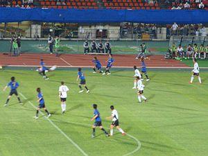 FC Seoul - Gamba Osaka vs FC Seoul in 2009