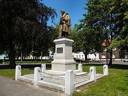 2009 05 Jever Mitscherlich Denkmal