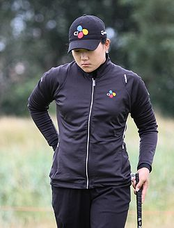 2009 Women's British Open – Seon Hwa Lee (1).jpg