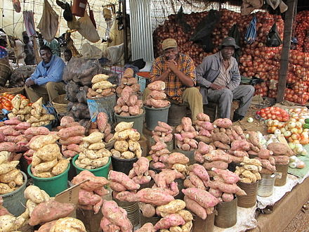 A market in Mbare, Harare 2010 market Harare Zimbabwe 5866074969.jpg