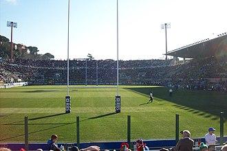 Stadio Flaminio - Image: 2011 02 05 Rugby Stadio Flaminio ITA IRL