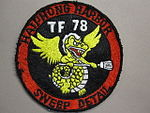 2011-102-31 Uniform, Insignia, Patch, Jacket, Task Force 78 (5716605128).jpg