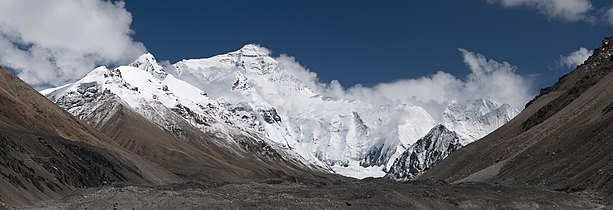 20110810 North Face of Everest Tibet China Panoramic.jpg